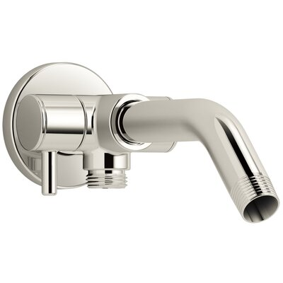 Showerarm with 3-Way Diverter Finish: Satin Nickel