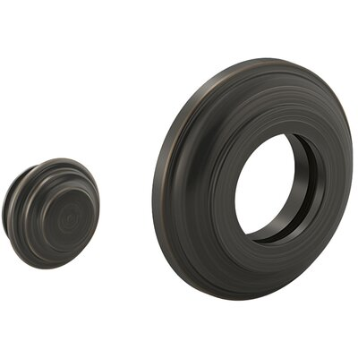 Showerarm Trim Kit, Traditional Finish: Oil Rubbed Bronze