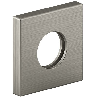 Showerarm Trim Kit, Square Finish: Brushed Nickel