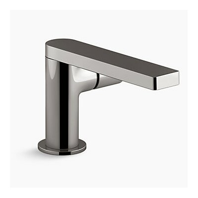 Composed� Single-Handle Bathroom Faucet Finish: Vibrant Titanium