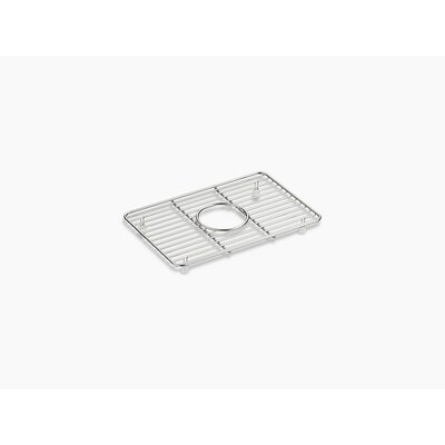 Cairn� Stainless Steel Sink Rack, 10-3/8 x 14-1/4, for Small Bowl