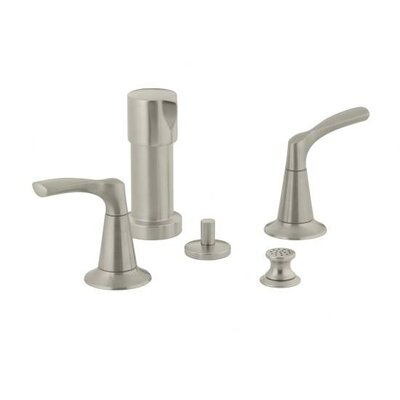 Alteo Vertical Spray Bidet Faucet Finish: Oil-Rubbed Bronze