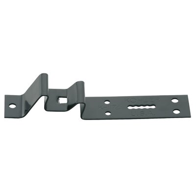 Ancora Bath Hanger for Mounting On Furring Strips and Flat Walls