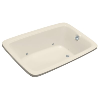 Bancroft 66 x 42 Air Bathtub Finish: Almond
