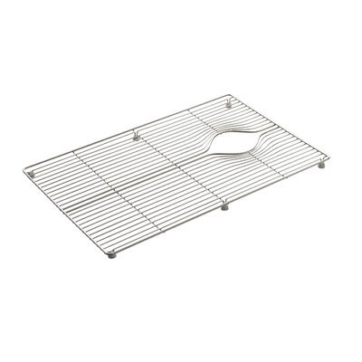 Indio Stainless Steel Sink Rack, 24-3/8 x 15