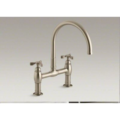 Buy Low Price Kohler Parq Two-Hole Deck-Mount Kitchen Sink Faucet ...