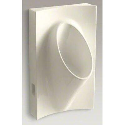 Steward Waterless 15 Wide x 29-5/8 High x 15-5/8 Deep Wall-Mount Urinal Finish: Almond