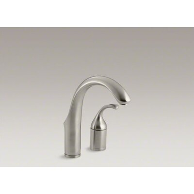 Kohler Forte Entertaining Single Handle Widespread Kitchen Faucet ...