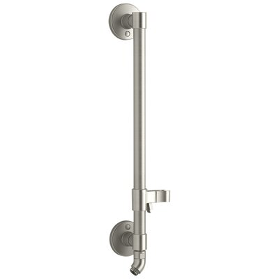 Hydrorail -H Shower Column Finish: Vibrant Brushed Nickel