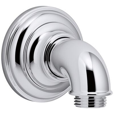 Artifacts Wall-Mount Supply Elbow Finish: Polished Chrome