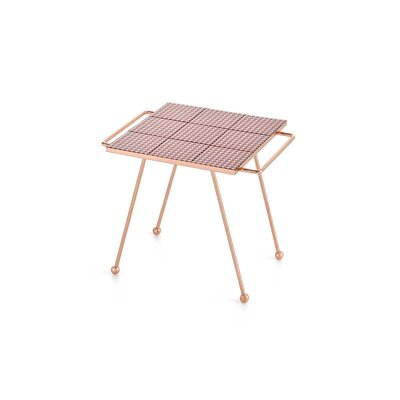 Mix & Match Copper End Table