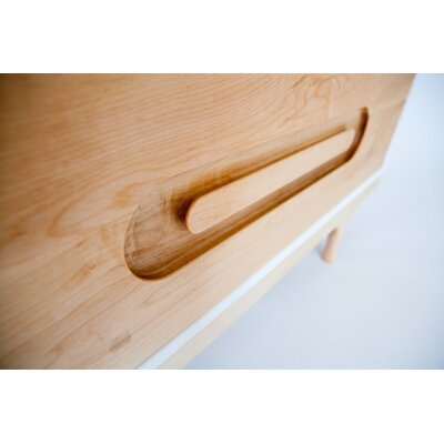 Financing for Caravan 3 Drawer Dresser Finish: Wh...