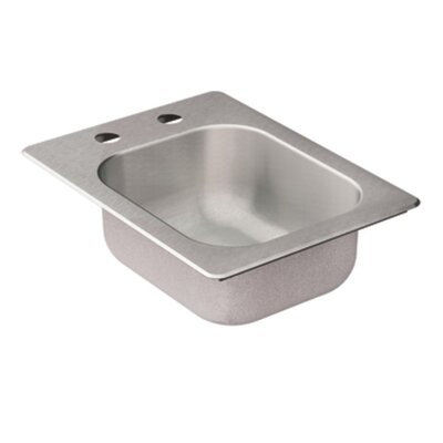 2000 Series Bowl Drop-In Kitchen Sink