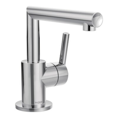 Arris Bathroom Faucet with Drain Assembly Finish: Chrome