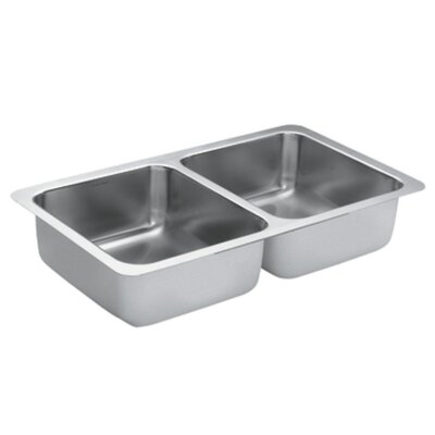 1800 Series Double Bowl Kitchen Sink