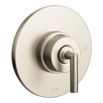 Arris Pressure Balance Faucet Trim with Lever Handle Finish: Brushed Nickel