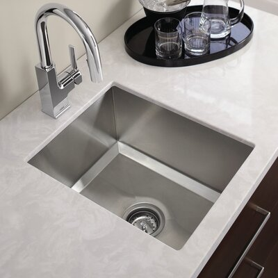 1600 Series Single Bowl Kitchen Sink