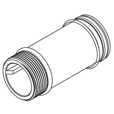 Commercial 4 Supply Extension Nipple