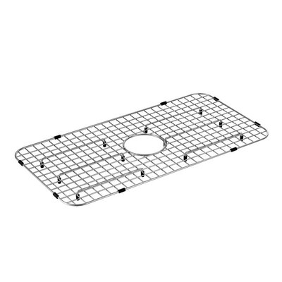 14 x 27 Stainless Steel Bottom Sink Grid