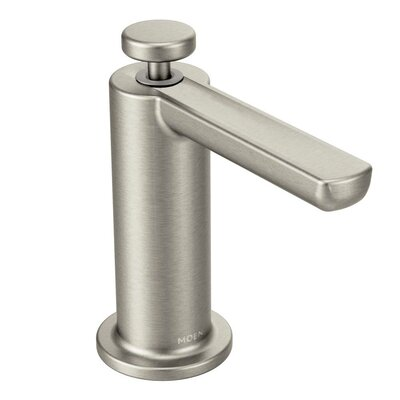 Modern Soap Dispenser Finish: Spot Resist Stainless