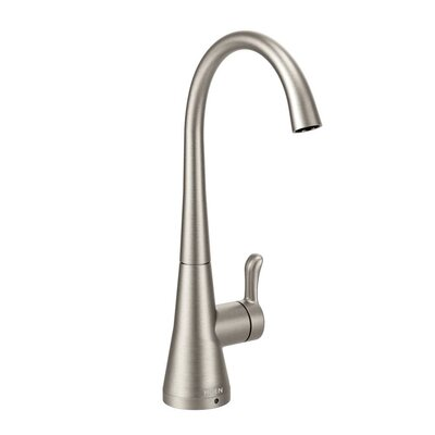 Sip Single Handle Single Hole Instant cold water dispensers Finish: Spot Resist Stainless