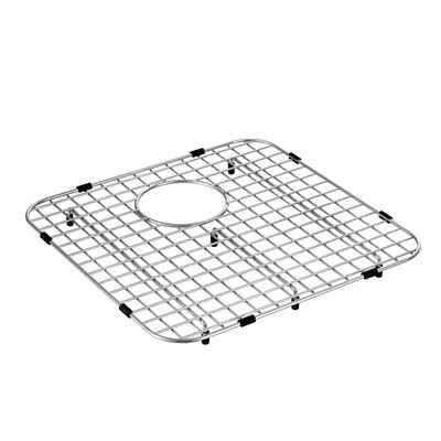 16 x 16 Stainless Steel Bottom Sink Grid