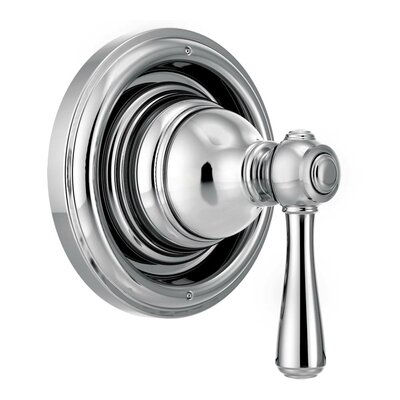 Kingsley Transfer Faucet Trim with Lever Handle Finish: Chrome