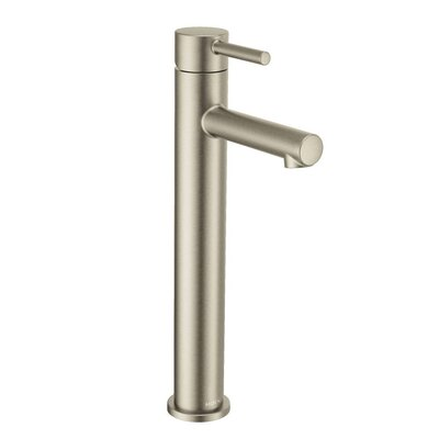 Align Bathroom Faucet Finish: Brushed Nickel
