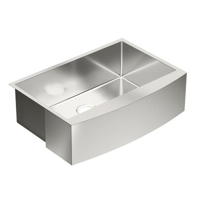 1800 Series 30 x 21 Single Bowl Kitchen Sink