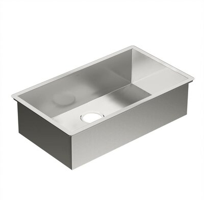 1800 Series 31.25 x 18 Single Bowl Kitchen Sink