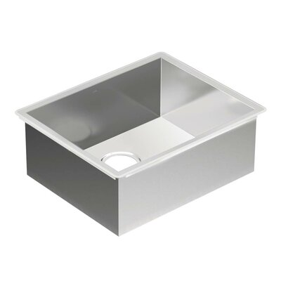 1800 Series 22 x 20 Single Bowl Kitchen Sink