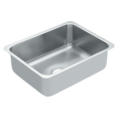 1800 Series 23 x 18 Single Bowl Kitchen Sink