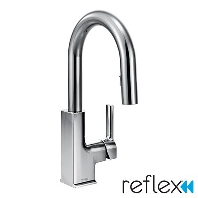 STo Single Handle Deck Mounted Bar Faucet Finish: Chrome