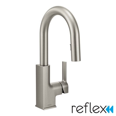 STo Single Handle Deck Mounted Bar Faucet Finish: Spot Resist Stainless