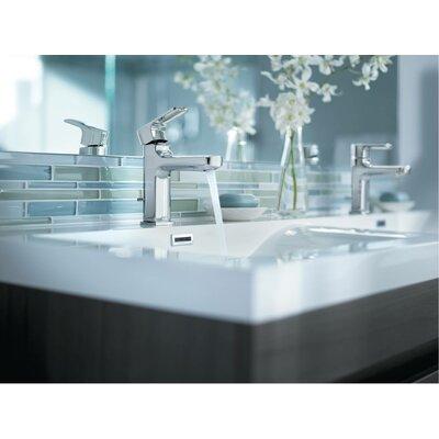 Rizon Single Handle Low Arc Bathroom Faucet