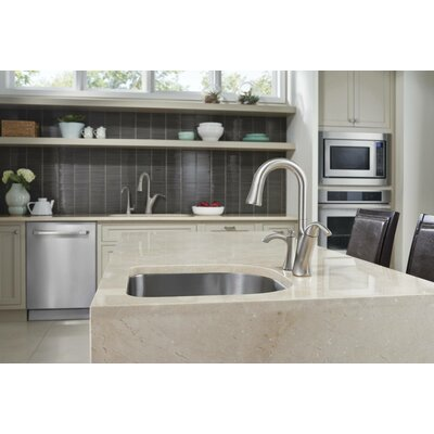 Notch Single Handle Bar Faucet Finish: Spot Resist Stainless