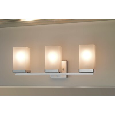 Moen 90 Degree 3-Light Vanity Light