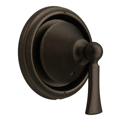 Wynford Transfer Faucet Trim with Lever Handle Finish: Oil rubbed bronze