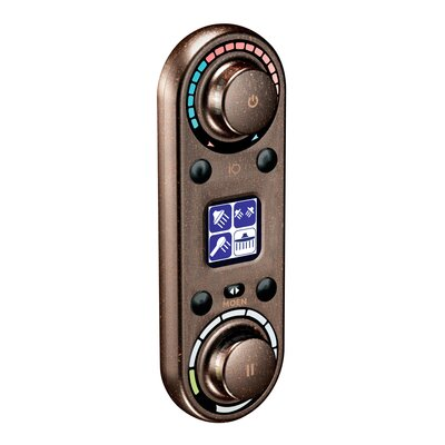 Vertical Spa Digital Control Finish: Oil Rubbed Bronze