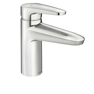 M-Dura Single Handle Centerset Bathroom Faucet Flow Rate: 0.5 gpm