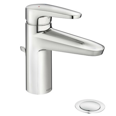 M-Dura Single Handle Single Hole Standard Bathroom Faucet Flow Rate: 0.5 gpm