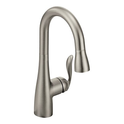 Arbor Single Handle Bar Faucet Finish: Spot Resist Stainless