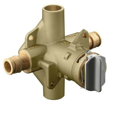 M-Pact Pressure Balancing Valve Finish: N/A or Unfinished, Connection: PEX