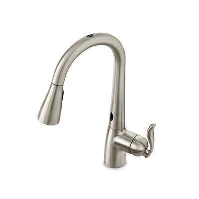 Arbor Single Handle Kitchen Faucet Finish: Spot Resist Stainless