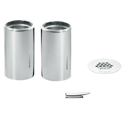 Waterhill Vessel Extension Kit Finish: Chrome