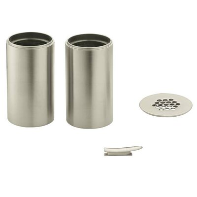 Waterhill Vessel Extension Kit Finish: Brushed Nickel