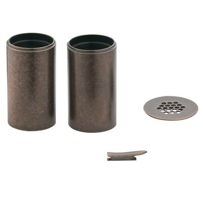 Waterhill Vessel Extension Kit Finish: Oil Rubbed Bronze