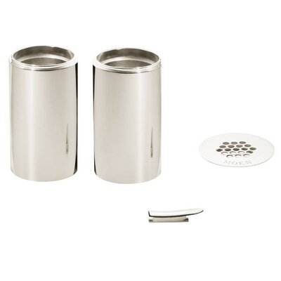 Waterhill Vessel Extension Kit Finish: Polished Nickel