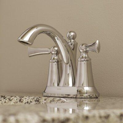 Wynford Centerset Faucet Finish: Chrome