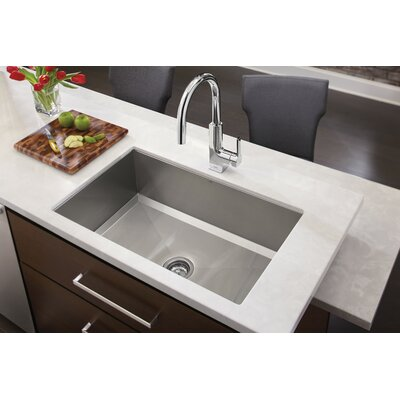 1600 Series Single Bowl Kitchen Sink